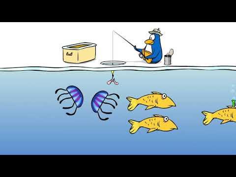 Ice Fishing [Club Penguin Short]