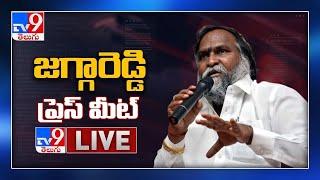 Congress Leader Jagga Reddy Press Meet LIVE - TV9