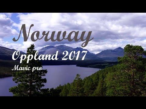 Norway, Oppland. Mavic pro 2017