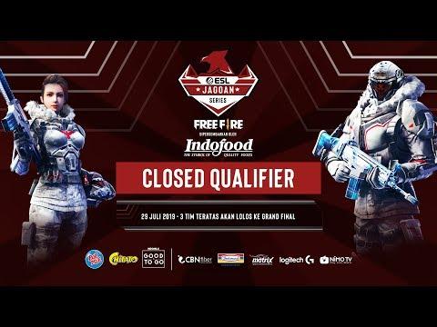ESL Jagoan Series - Free Fire Closed Qualifier