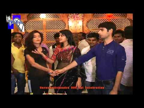 Saraswatichandra : 300 Episode completion Celebration