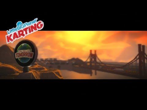 LittleBigPlanet Karting - The World Tomorrow