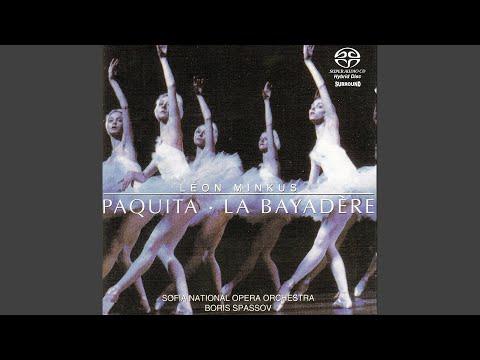 La Bayadere: Variation 2: Allegro