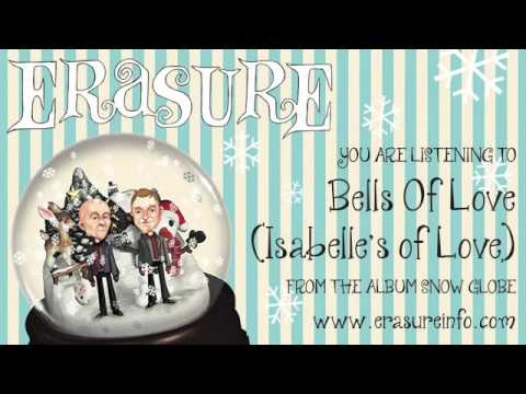 ERASURE - 'Bells of Love (Isabelle's of Love)' from the album 'Snow Globe'