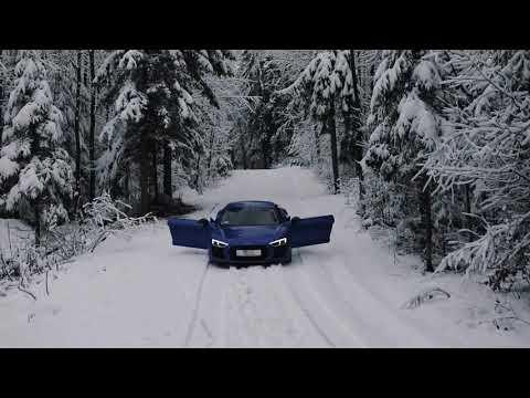 Audi R8 v10 plus - [Post Malone - Rockstar]