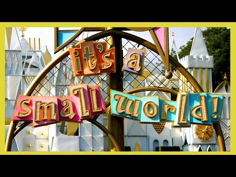 it's a small world after all (cover)