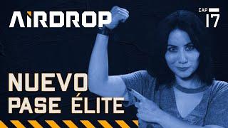 ¡Nuevo pase élite llegando! - AIRDROP #17 | Garena Free Fire