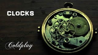 Clocks   Coldplay  (TRADUÇÃO) HD (Lyrics Video)