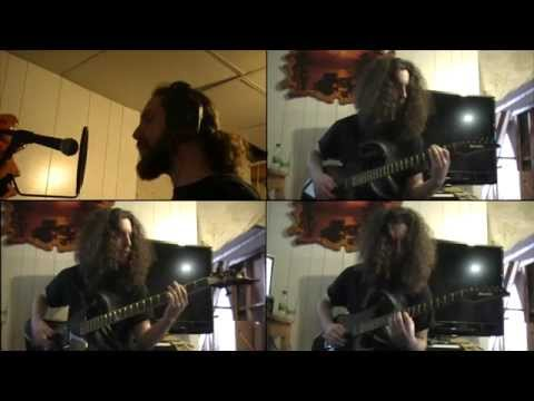 Insomnium - Weighed Down With Sorrow Cover (Guitars / bass / vocals)