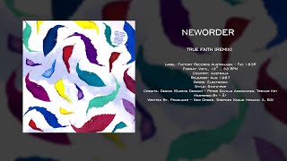 New Order - True Faith [Remix]
