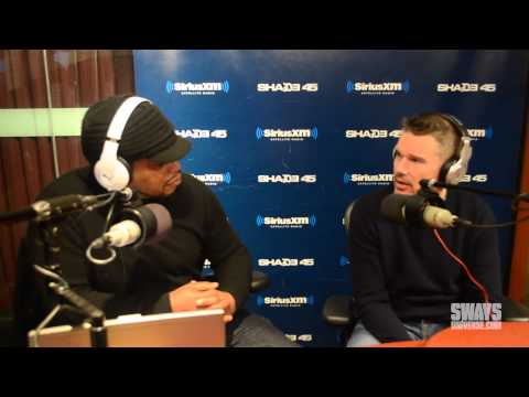 "Ethan Hawke Discusses ""Predestination"" & The Drug Culture In Hollywood"