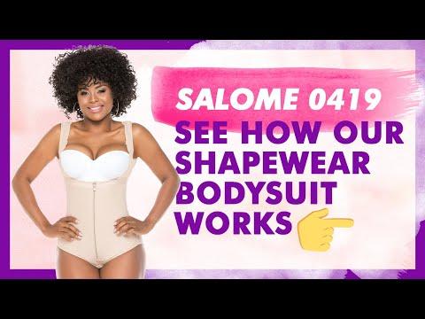 760c4145e3d4c Fajas Salome 0419 Panti Moldeadora para Dama (english version) - YouTube