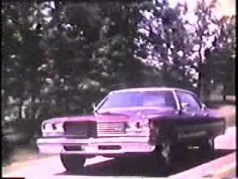1976 Oldsmobile Ninety Eight Promotional Video.wmv