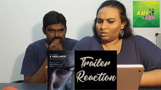 A Vigilante - Trailer Reaction | Olivia Wilde