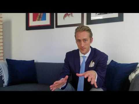 Daily BE | Episode 66: How often should you dry clean a suit?