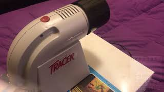 Review of the Artograph Tracer projector.Enlarger for art projects