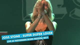 Joss Stone - Super Duper Love - Notodden Blues Festival 2017 (HD 720p)