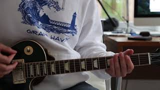 how to play -fried my little brain- by the kills on guitar