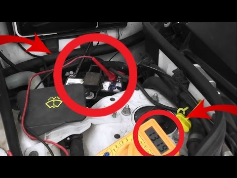2006 Charger Fuse Box Location Check Battery In The Sbc Block On W211 W219 Checking