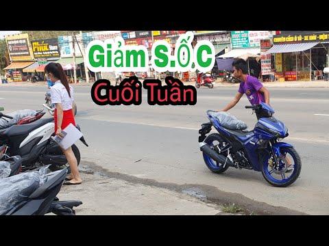 Tin Hót Giá Xe Exciter 155/Winner X GIẢM CỰC MẠNH cuối tuần