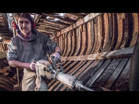 7. The Keel Timber & The Building Inspector - Restoring Tally Ho EP7