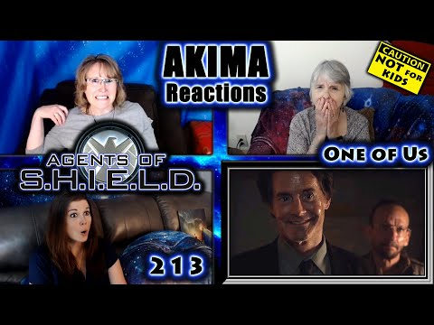 Agents Of SHIELD 213 | One Of Us | AKIMA Reactions