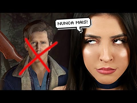 FUI AJUDAR O TOMMY JARVIS E ME DEI MAL (Sexta Feira 13 - Friday the 13th: The Game)