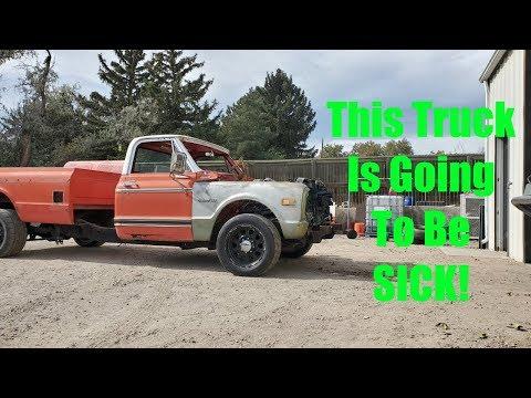 1970 C10 Duramax Drag Truck Build (EP.1)