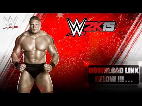 """WWE: """"Enforcer"""" (Brock Lesnar) [V2] (Arena Effect) For WWE 2K15"""