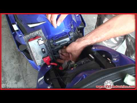 [SCHEMATICS_4JK]  2006 2007 Yamaha R6 LED Flasher Relay Installation DIY - YouTube | 2007 Yamaha R1 Fuse Box Location |  | YouTube