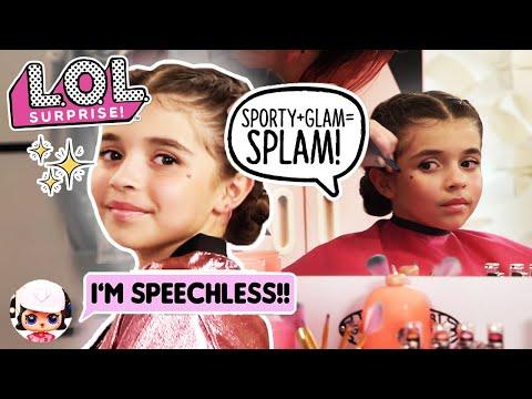 LOL Surprise! Makeover Series Episode 1 #SPLAM