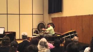 Janissary Music- Charles Wuorinen (1/2)