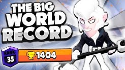 NEW Mortis World Record! - NO ONE WILL BEAT IT! - Brawl Stars