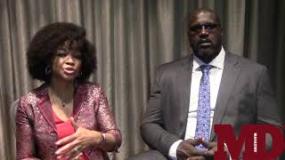 Shaquille O'Neal, EdD, & Elizabeth Ofili, MD: Novel Approaches to Patient Engagement