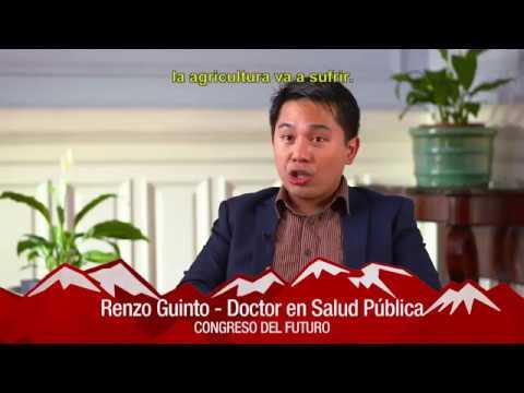 Congreso del Futuro 2017 Chile: Renzo Guinto