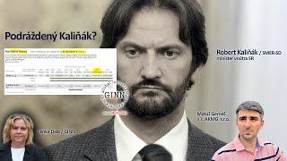Telefonát: Robert Kaliňák (SMER-SD) a Lenka Dale (GINN) - vy ste vôbec novinárka?