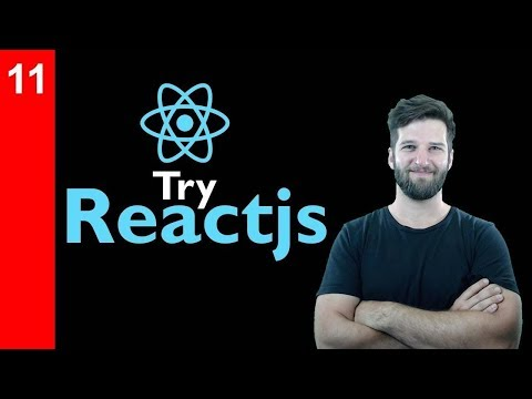#11 Try REACTJS Tutorial -  npm install react-youtube  2019 thumbnail
