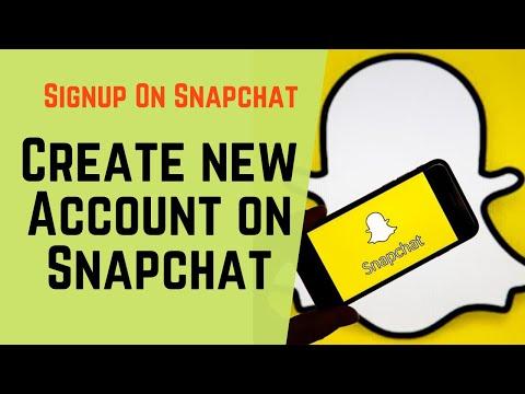 Snapchat Login: How To Create Snapchat Account | Snapchat Signup 2020
