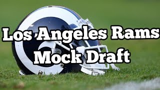 Los Angeles Rams Mock Draft