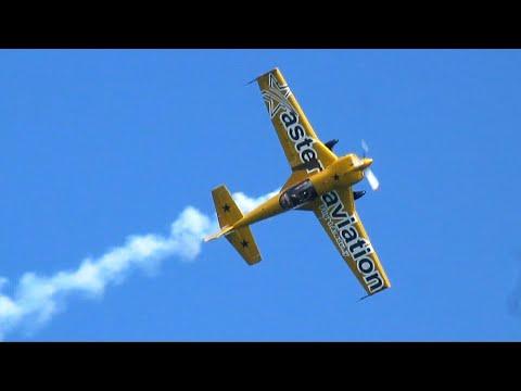 Andrea Pesenato Col Suo CAP 231 - Air Show Del Garda 5-6 - 10 - 2019 By T.R.P.