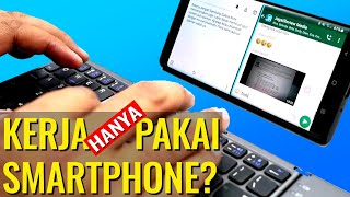 Smartphone utk Kerja, Edit Video, Pengganti Komputer: Samsung Galaxy Note 10+ Indonesia