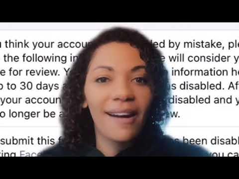 Facebook disabling Patriot accounts