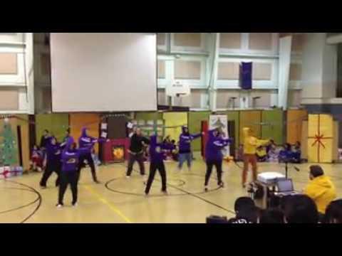 Alakanuk School 2012 Christmas Program