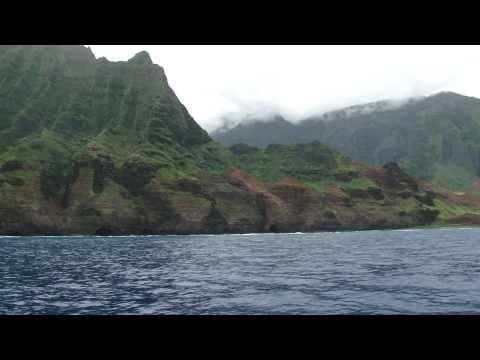 NaPali / Nā Pali Coast Kauai Hawaii 2011