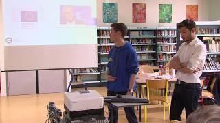 Europe : des lycéens dans la peau de Député Européen