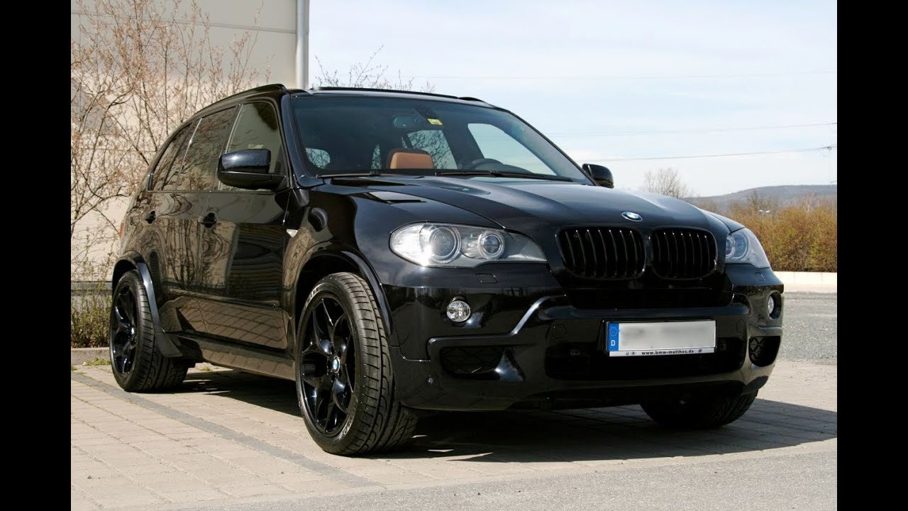Bmw X5 3 0sd 2008 Review Youtube
