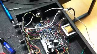 1176 rev d compressor input transformer test
