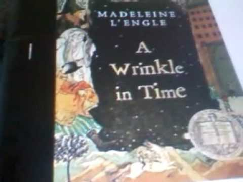 A Wrinkle in Time by Madeleine L'Engle book review
