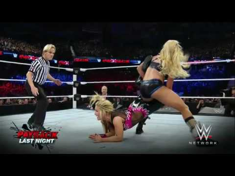Charlotte call out charles robinson