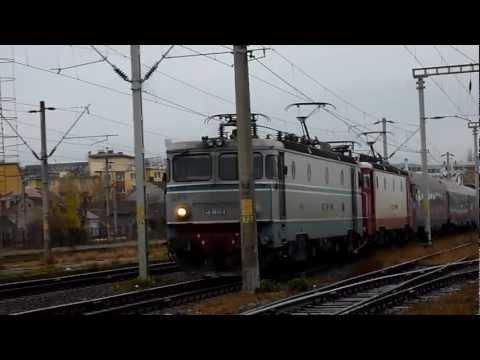 Rail Activity in Cluj Napoca (Autumn Edition)